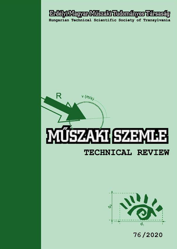 View Műszaki Szemle 76/2020