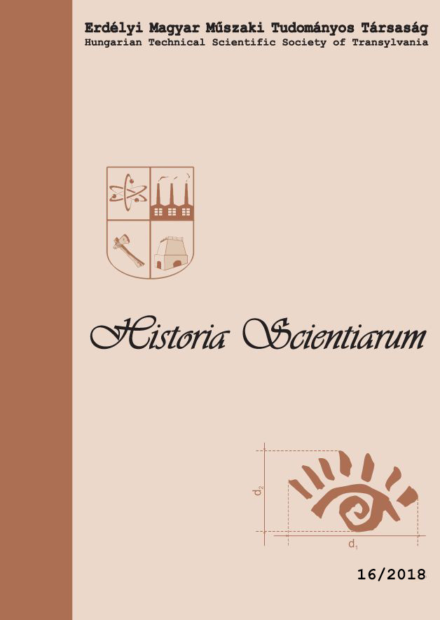 Historia Scientiarum 16/2018