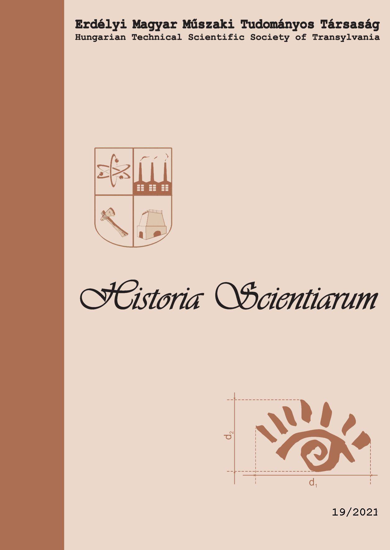 View Historia Scientiarum 19/2021