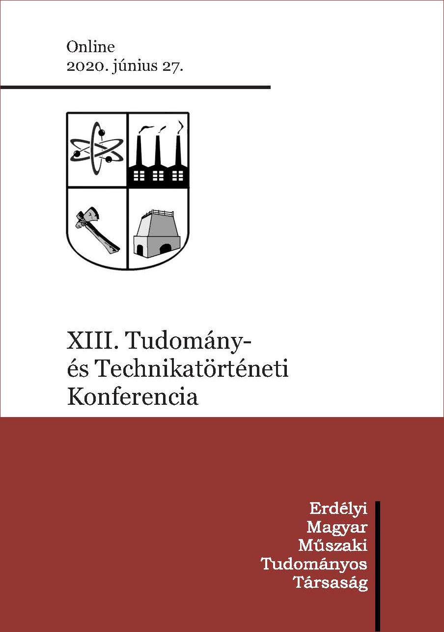 Tudomány- és Technikatörténeti Konferencia