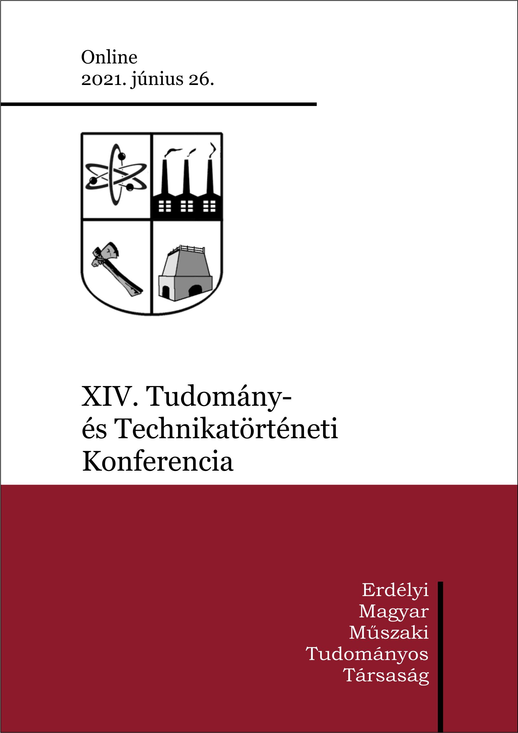 View XIV. Tudomány- és Technikatörténeti Online Konferencia