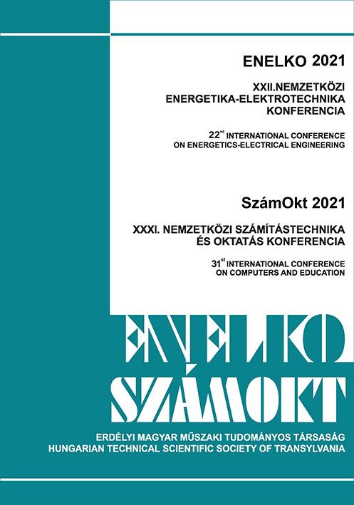 View XXII. Energetika-Elektrotechnika – ENELKO és XXXI. Számítástechnika és Oktatás – SzámOkt Multi-konferencia