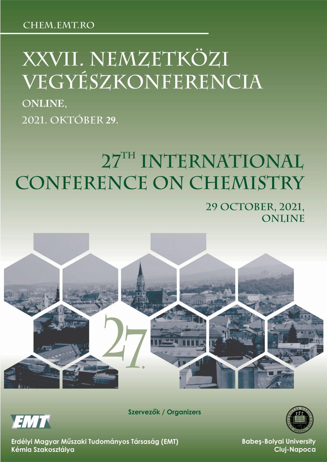 Nemzetközi Vegyészkonferencia