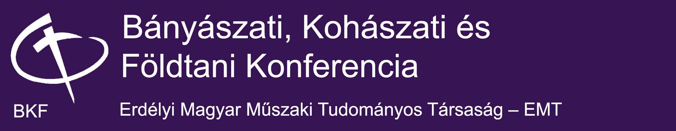 Nemzetközi Bányászati, Kohászati és Földtani Konferencia